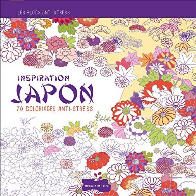 Inspiration Japon, 70 coloriages anti-stress [Broché] 8,46€